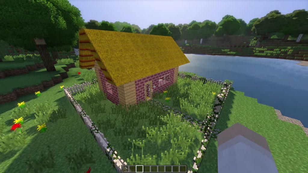 Minecraft Marangoz Modu