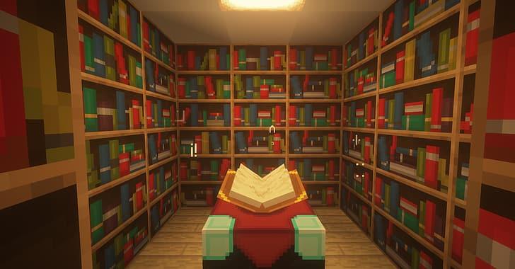 Minecraft Kitap Nasıl Yapılır?
